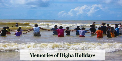 Open Letter on memories of Digha Holidays