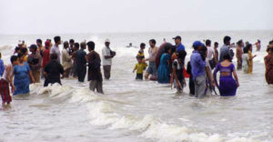 Holiday Trip to Digha