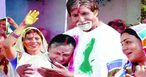 Shower Joy With Colors This Holi in Digha