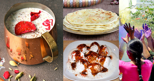 Most Popular Holi Food For Foodies