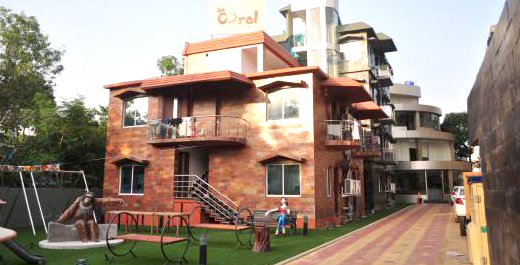Current Travel & hotel Industry Image in Digha