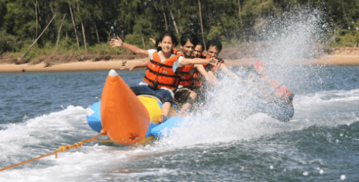 Adventure sports – Adding a new dimension to the Digha coastline!