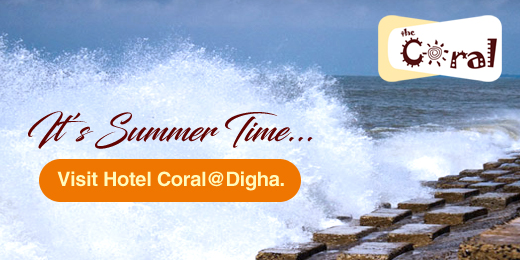 Relish Yourself this Summer in Digha with Coral