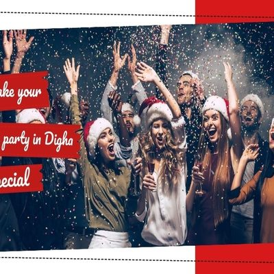 Easy tips to make your Christmas party in Digha truly special!