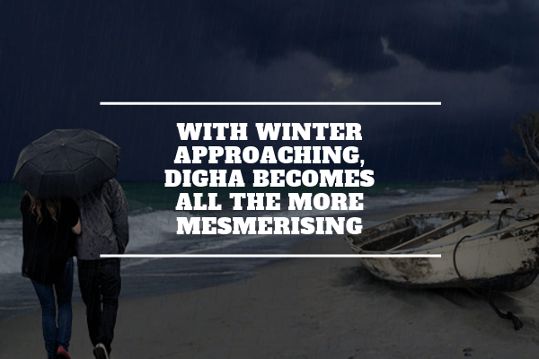 With winter approaching, Digha becomes all the more mesmerising