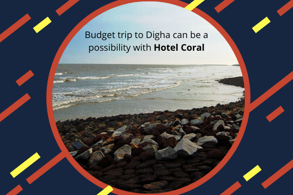 Budget trip to Digha can be a possibility with Hotel Coral